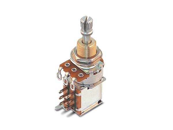 Guitar Potentiometer (PUSH/PUSH)