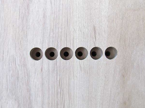 HOSCO Alder Double Bound Telecaster Body - Click Image to Close