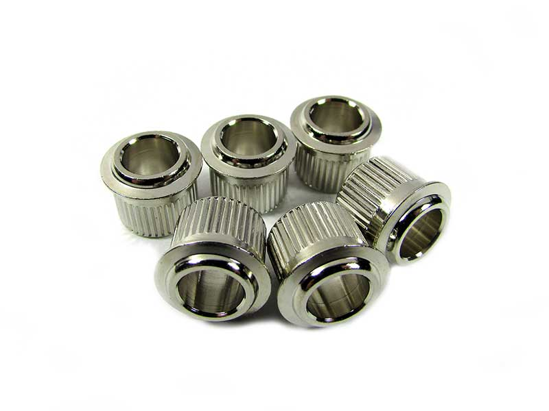 Gotoh Machine Head Conversion Bushes For 6.35mm 1/4 inch Posts