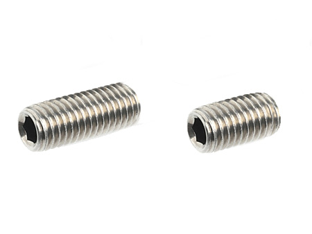 Bridge Saddle Height Adjustment Screws - Metric M3 Hex Head