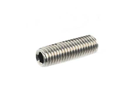 Bridge Saddle Height Adjustment Screws 10mm - Metric M3 Hex Head