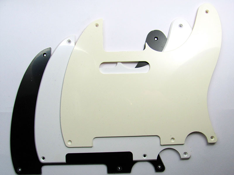 Telecaster Single Ply Pickguard