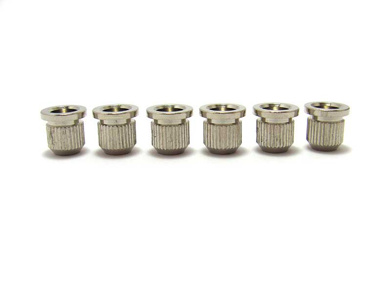 Vintage knurled ferrules - Click Image to Close