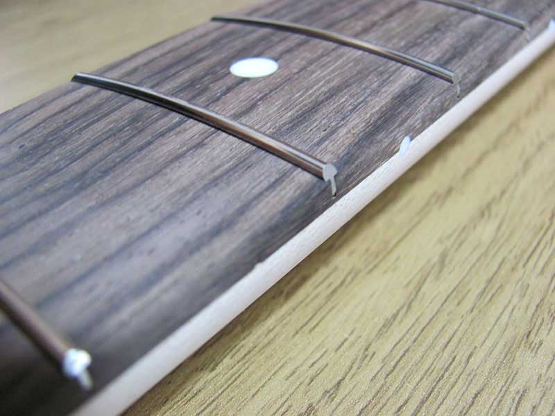 Allparts TRO Telecaster Neck Rosewood Fingerboard 21 Frets