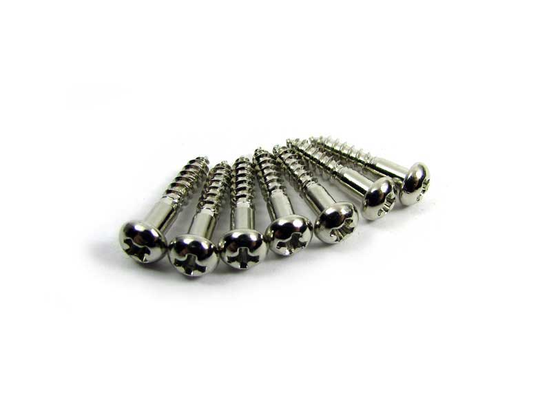 Screws For Vintage Style Tuners, (x 7)