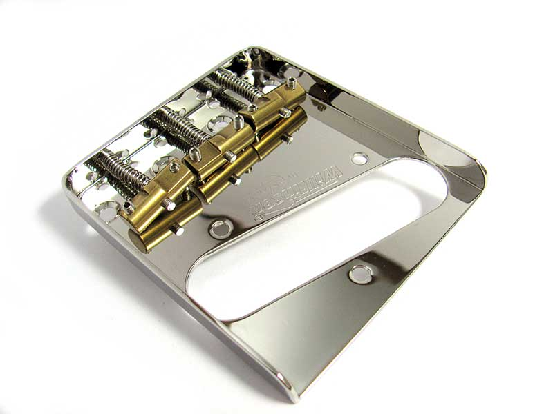 Wilkinson Telecaster vintage bridge