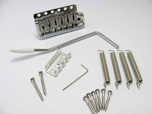 Wilkinson WVPC Tremolo with Steel Block
