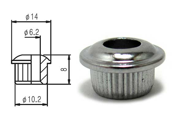 Machine Head Reducer Bushes - Various Sizes