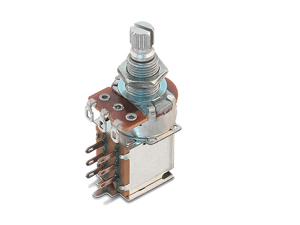 Guitar Potentiometer (PUSH/PULL)